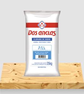 Sales para Industria Sal Fina lavada