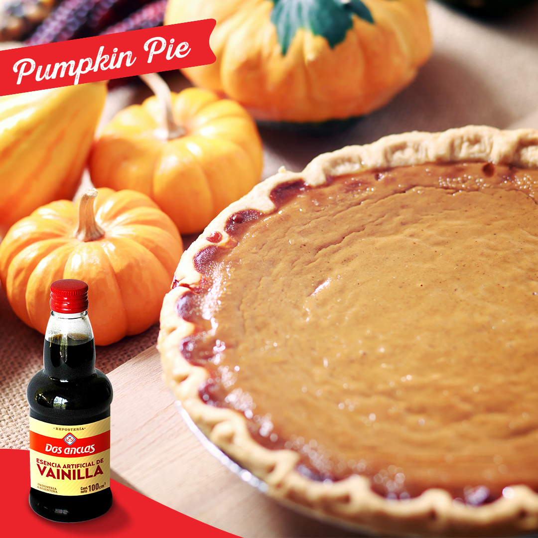 """Pastel de calabaza """"Pumpkin Pie"""""""