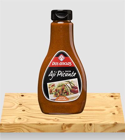 Salsas Ají Picante envase x 375g