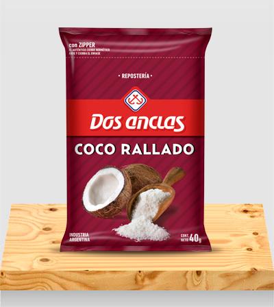 Repostería Coco Rallado x 40g