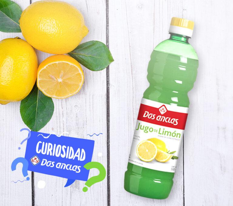 Curiosidades del limón
