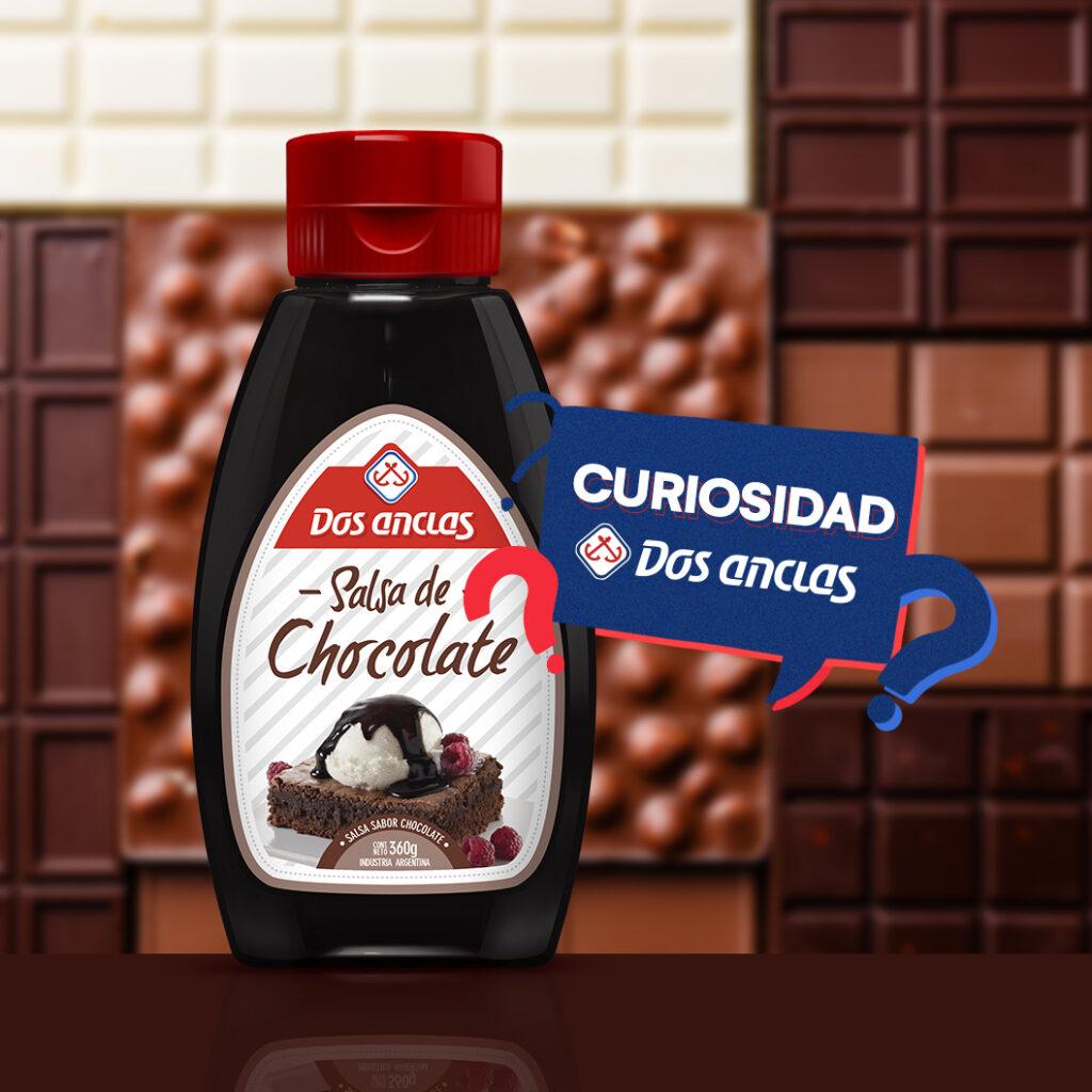 Combinaciones ideales para la Salsa de Chocolate
