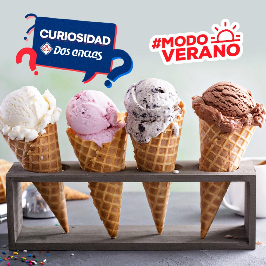 Los 10 sabores de helado favoritos de los argentinos